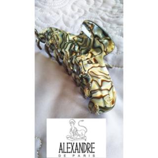 Alexandre de Paris - 【新品・未使用】ALEXANDRE DE PARIS ヘアクリップ