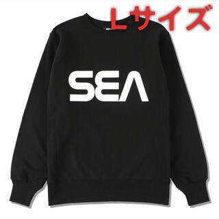 SEA - ウィンダンシー WIND AND SEA スウェット