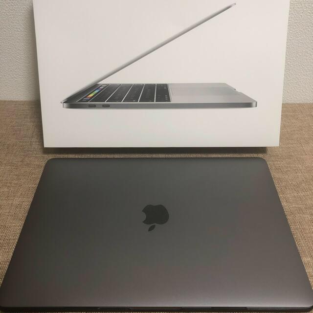 Mac (Apple)(マック)のれん様専用MACBOOK PRO Touch Bar 512GB 超美品 スマホ/家電/カメラのPC/タブレット(ノートPC)の商品写真