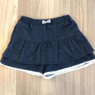 エニィファム(anyFAM)のany FAM  キュロットスカート 110cm(スカート)