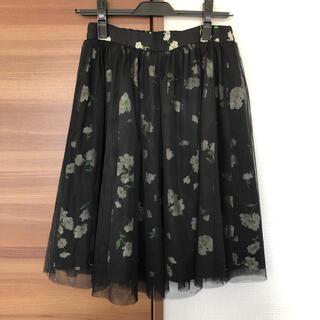 パターンフィオナ(PATTERN fiona)のミディアムスカート(ひざ丈スカート)