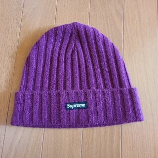 Supreme - Supreme Cashmere Beanie Light Purple