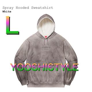 シュプリーム(Supreme)のSupreme Spray Hooded Sweatshirt(パーカー)