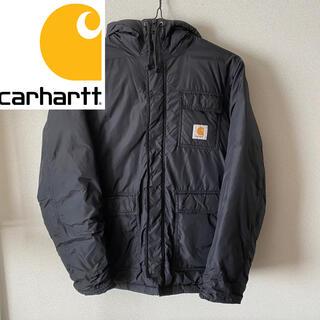 カーハート(carhartt)の90's Carhartt 一点物ダウンジャケット ブルゾン(ダウンジャケット)