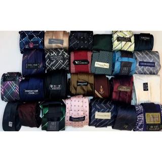 ディオール(Dior)のディオール、セリーヌ等 ネクタイ 26点 大量 まとめ売り(ネクタイ)