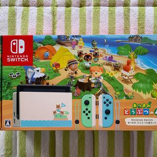 Nintendo Switch - Nintendo Switch本体あつまれどうぶつの森セット