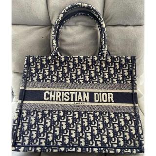 Dior - ブックトート スモール ネイビー