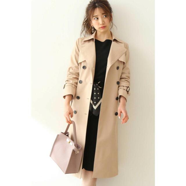 PROPORTION BODY DRESSING(プロポーションボディドレッシング)の新品♡タグ付きトレンチコート♡ レディースのジャケット/アウター(トレンチコート)の商品写真