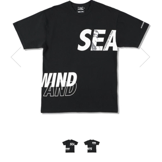 HYSTERIC GLAMOUR - HTSTERIC GLAMOUR WIND AND SEA Tシャツ