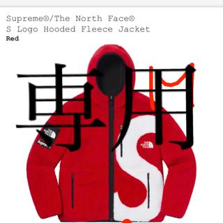 Supreme - Supreme The North Face シュプリーム フリース 赤M