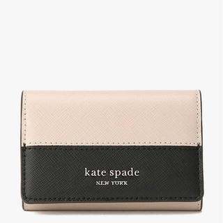 ケイトスペードニューヨーク(kate spade new york)の【新品】kate spade NEW YORK スペンサーキーホルダー(キーケース)