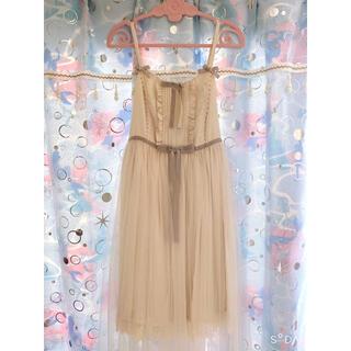 Angelic Pretty - Angelic pretty 乙女のチュチュdoll JSK ジャンパースカート