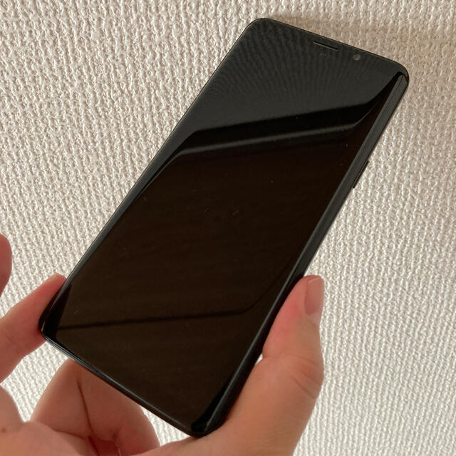 SAMSUNG(サムスン)のGALAXY S9 [箱無し] スマホ/家電/カメラのスマートフォン/携帯電話(スマートフォン本体)の商品写真