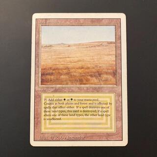 マジックザギャザリング(マジック:ザ・ギャザリング)のMTG Savannah(シングルカード)