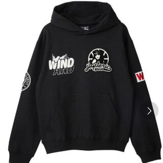HYSTERIC GLAMOUR - Mサイズ HYSTERIC GLAMOUR wind and sea