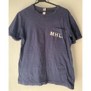 マーガレットハウエル(MARGARET HOWELL)のMHL Tシャツ M size(Tシャツ(半袖/袖なし))