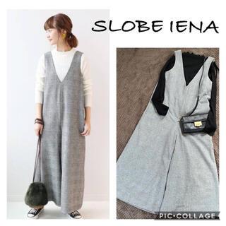 IENA SLOBE - スローブイエナ ウォッシャブルオールインワン