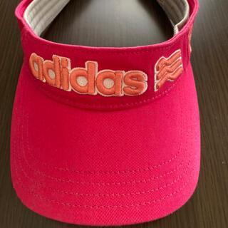 アディダス(adidas)のアディダスゴルフ サンバイザー(その他)
