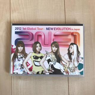 2NE1 2012 in Japan tour DVD