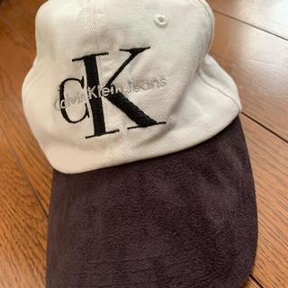 カルバンクライン(Calvin Klein)のカルバンクライン帽子(キャップ)