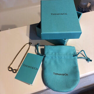 Tiffany & Co. - 最終価格!Tiffany ティファニー インフィニティ ブレスレット