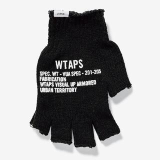 ダブルタップス(W)taps)のWTAPS TRIGGER / GLOVE / ACRYLIC 黒 手袋(手袋)