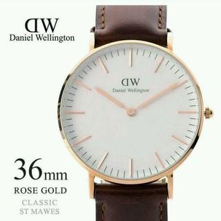 ダニエルウェリントン(Daniel Wellington)のダニエル ウェリントン 36mm腕時計(腕時計(アナログ))