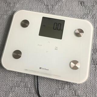 Softbank - 1979/ ソフトバンク 体組成計 体重計 体脂肪計