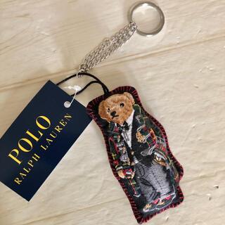 POLO RALPH LAUREN - ポロ ラルフローレン バッグチャーム ポロベアー キーホルダー オーナメント新品