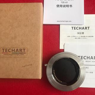 TECHART TZE-01 マウントアダプター