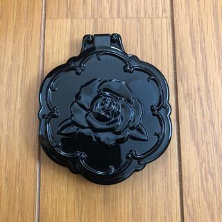 アナスイ(ANNA SUI)のアナスイ 携帯用スタンドミラー ブラック(ミラー)