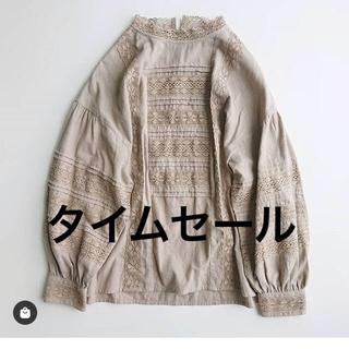 SM2 - 新品タグ付き☆今季 SM2 レースブラウス