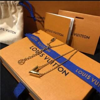 LOUIS VUITTON -  LOUIS VUITTONネックレス最終お値下げです早い者勝ち
