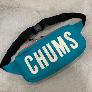 チャムス(CHUMS)の[新品]CHUMS 大人気のロゴをモチーフにしたボディーバック(ボディバッグ/ウエストポーチ)