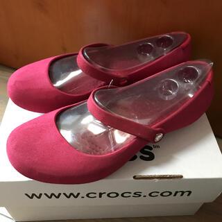 クロックス(crocs)のcrocs(バレエシューズ)