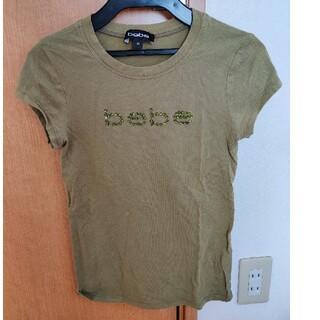 ベベ(BeBe)のbebe Tシャツ(Tシャツ(半袖/袖なし))
