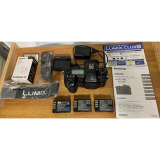 Panasonic - LUMIX DC-G9 ボディ