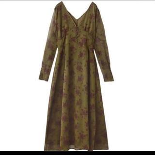 Ameri VINTAGE - NOSTALGIC LONG DRESS
