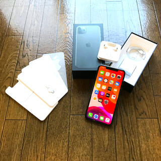 Apple - iPhone 11 Pro max 512GB SIMフリー スペースグレイ