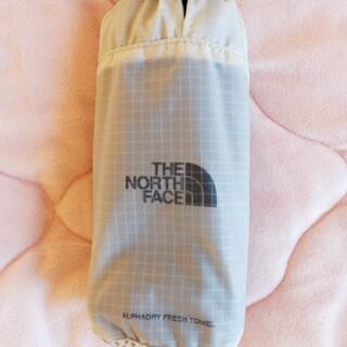 ザノースフェイス(THE NORTH FACE)のノースフェイスタオル紺色(タオル/バス用品)