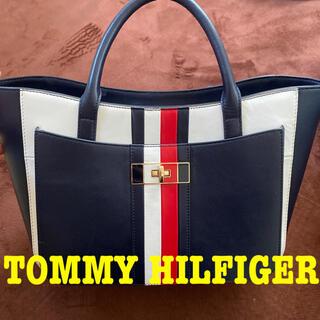 トミーヒルフィガー(TOMMY HILFIGER)のTOMMY HILFIGER ハンドバッグ(ショルダーバッグ)
