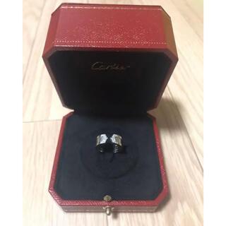 Cartier - カルティエ C2ダイヤモンドリング