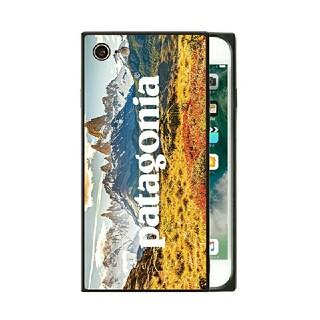 パタゴニア(patagonia)のパタゴニア ガラスケース iPhoneケース mlr36u(iPhoneケース)