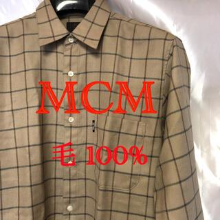 エムシーエム(MCM)のMCM シャツ メンズ(シャツ)
