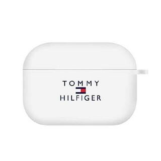 トミーヒルフィガー(TOMMY HILFIGER)のAirPodsPro ケース エアーポッズ ケース カバー(ヘッドフォン/イヤフォン)