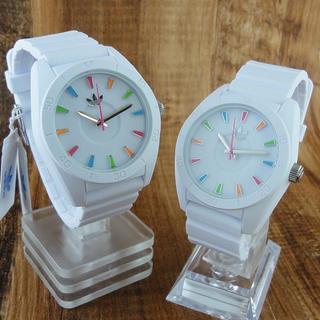 アディダス(adidas)の新品 adidas ペア腕時計 ADH2915 プレゼント付き(腕時計)