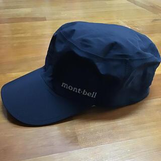 mont bell - mont-bell ワークキャップ GORE-TEX