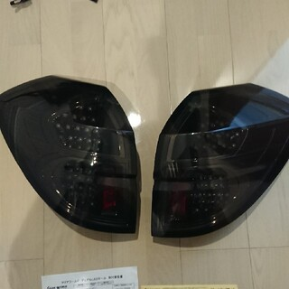 スバル - レガシィ bp5 テールランプ