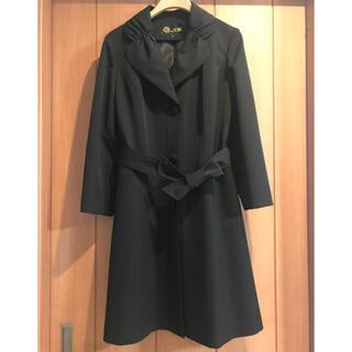 SOIR - 美品 東京soir トレンチコート ドレストレンチ コート