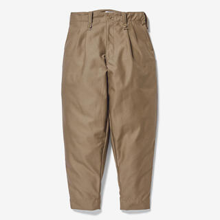 W)taps - wtaps WELDER / TROUSERS / COTTON. SATIN